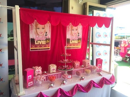 BARBIE THEME PARTY