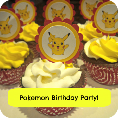 POKEMON THEME PARTY 1