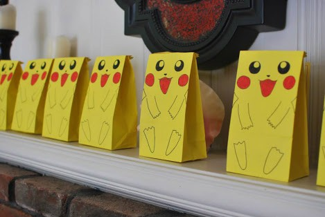 POKEMON THEME PARTY