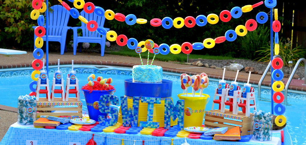 Pool Party Theme Venuemonk