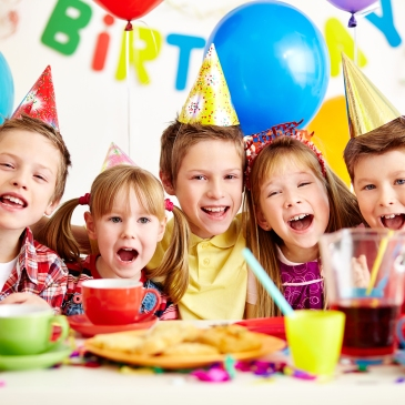 Kids theme party
