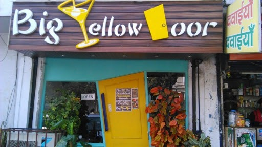 The Big Yellow Door hangout venues venuemonk