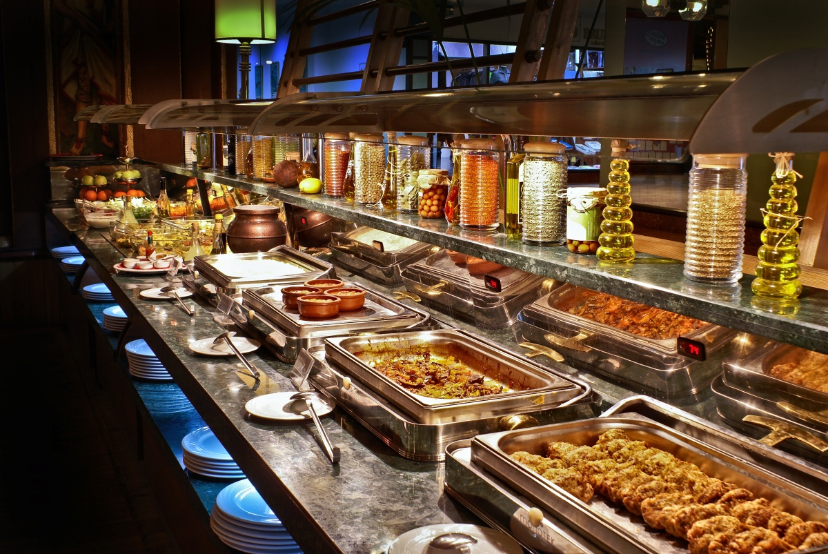 How to prepare yourself for an unlimited buffet ?