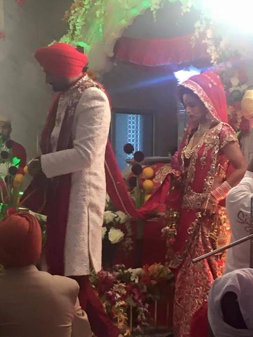 Harbhajan Singh Wedding (1)
