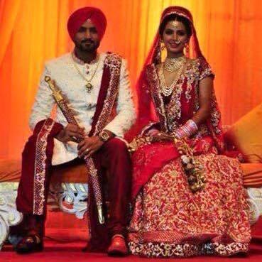 Harbhajan Singh Wedding (4)