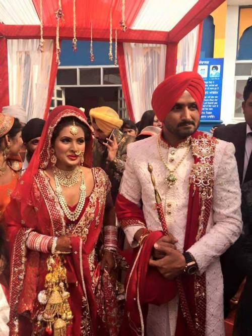 Harbhajan Singh Wedding (5)