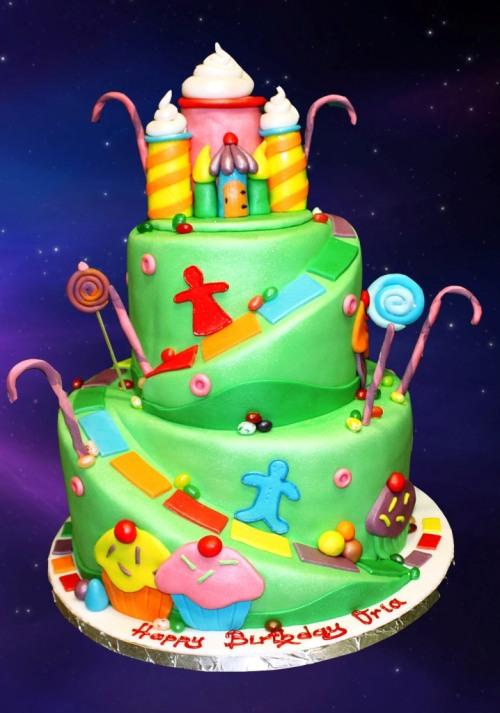 Baby-Boy-First-Birthday-Cake-Designs