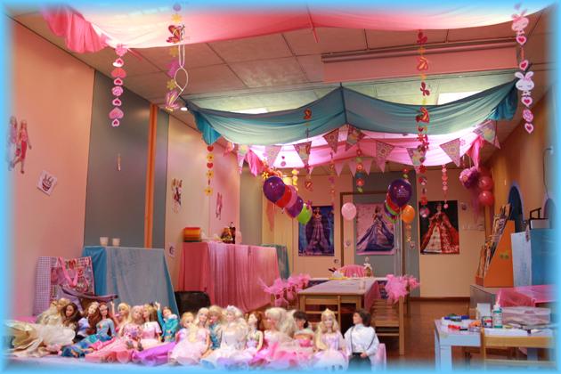 Mamameya Barbie Theme Birthday Party 1 B