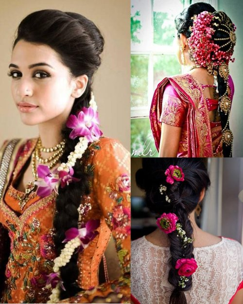 Wedding Hairstyles Indian: Best Wedding Hairstyles For Indian Brides And Grooms