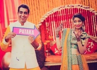 bride special 5 Props in Trend this Wedding Season!