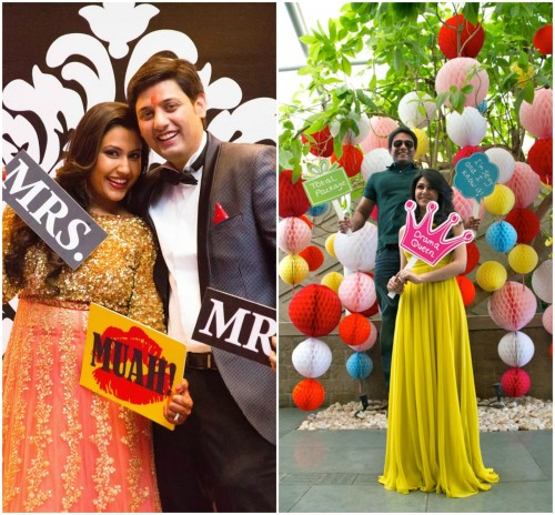 couple special1 5 Props in Trend this Wedding Season!