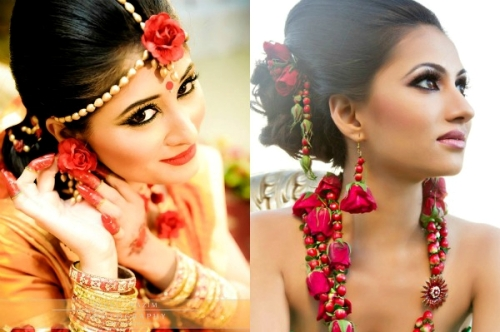 Fj8 The Trending Floral Jewellery!