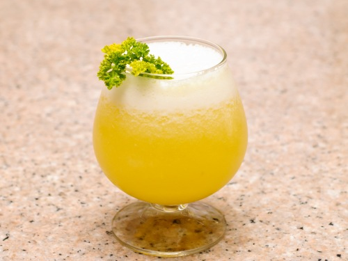 pineapple juice - Top 7 Beverages to Help the Baratis Beat the Summer Heat!