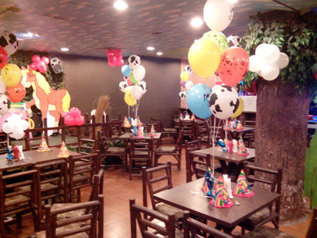 6 Best Places in Gurgaon to Celebrate Your Kids Birthday Party