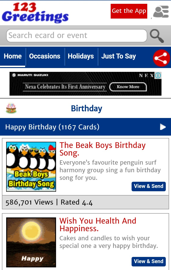 5 Best Websites To Send An E Card To A Far Off Loved One On Their