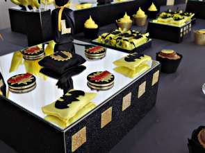 Batman Theme Birthday Party 3