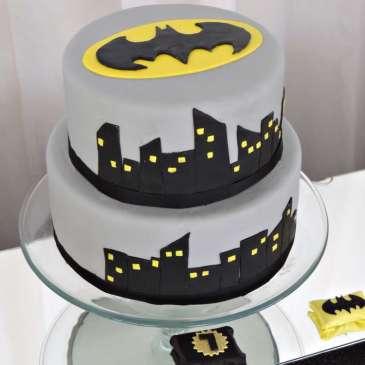 Batman Theme Birthday Party for Your SuperHero Kid