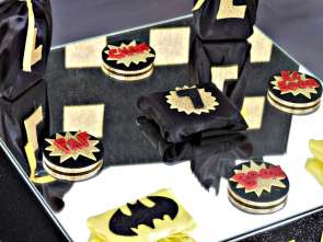 Batman Theme Birthday Party 7