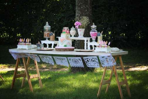Camping Theme Birthday Party 3