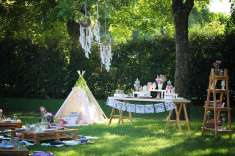 Camping Theme Birthday Party 5