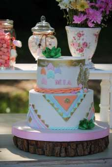 Camping Theme Birthday Party 7