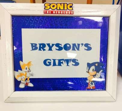 Cartoon Theme Birthday Party Gifts