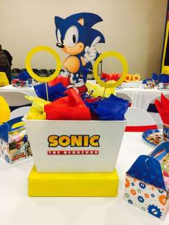Cartoon Theme Birthday Party Table Decoration 2