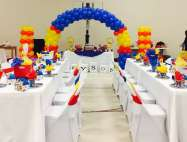 Cartoon Theme Birthday Party