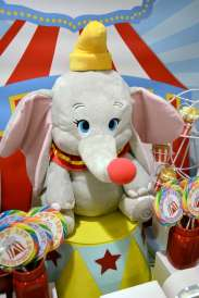 Circus Theme Birthday Party Decor 6