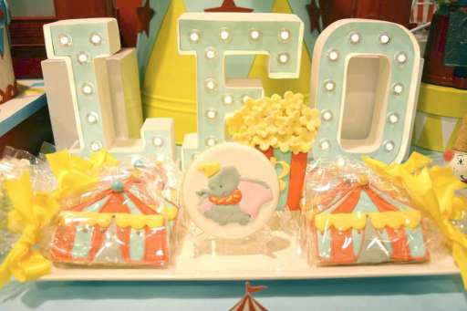 Circus Theme Birthday Party Food 5