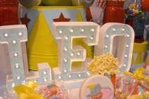 Circus Theme Birthday Party Food 6