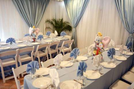 Circus Theme Birthday Party Venue
