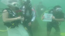 Breaking The Stereotypes, India's First Underwater Wedding 2