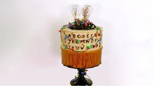 Stranger Things Cake 2