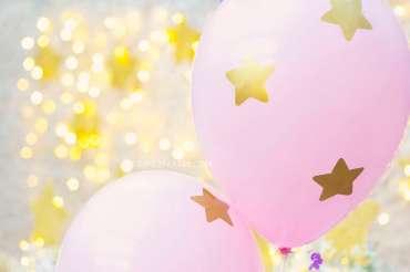 Unicorn Theme Birthday Party Balloon Decor 4