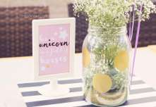 Unicorn Theme Birthday Party Decor 9