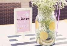 Unicorn Theme Birthday Party Decor 9