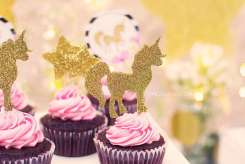 Unicorn Theme Birthday Party Food 2