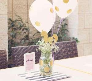 Unicorn Theme Birthday Party Table Decor