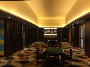 V Club Gurgaon Card Play Area