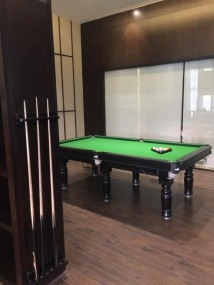 V Club Gurgaon Pool Table
