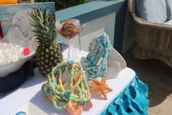 Beach Theme Birthday Party Decoration 2