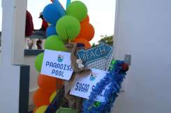 Beach Theme Birthday Party Decoration 3