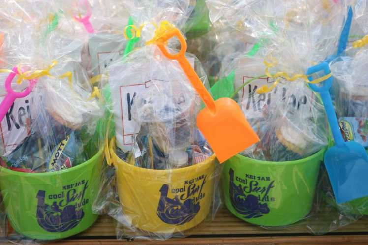 Beach Theme Birthday Party Return Gifts