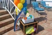 Beach Theme Birthday Party Venue 2