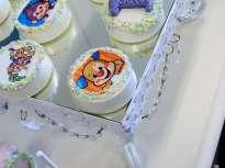 Cartoon Theme Birthday Party Cakes