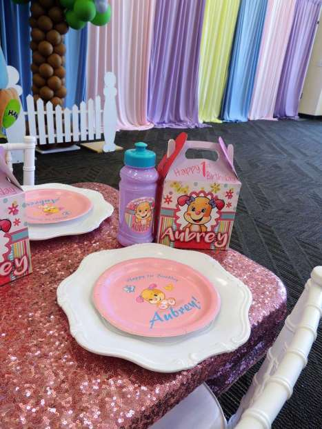 Cartoon Theme Birthday Party Decoration 2
