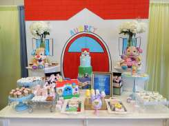 Cartoon Theme Birthday Party Decoration 4