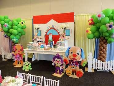 Cartoon Theme Birthday Party Decoration 8