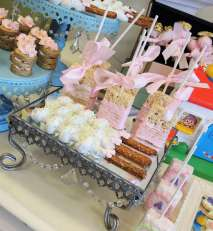 Cartoon Theme Birthday Party Food 5